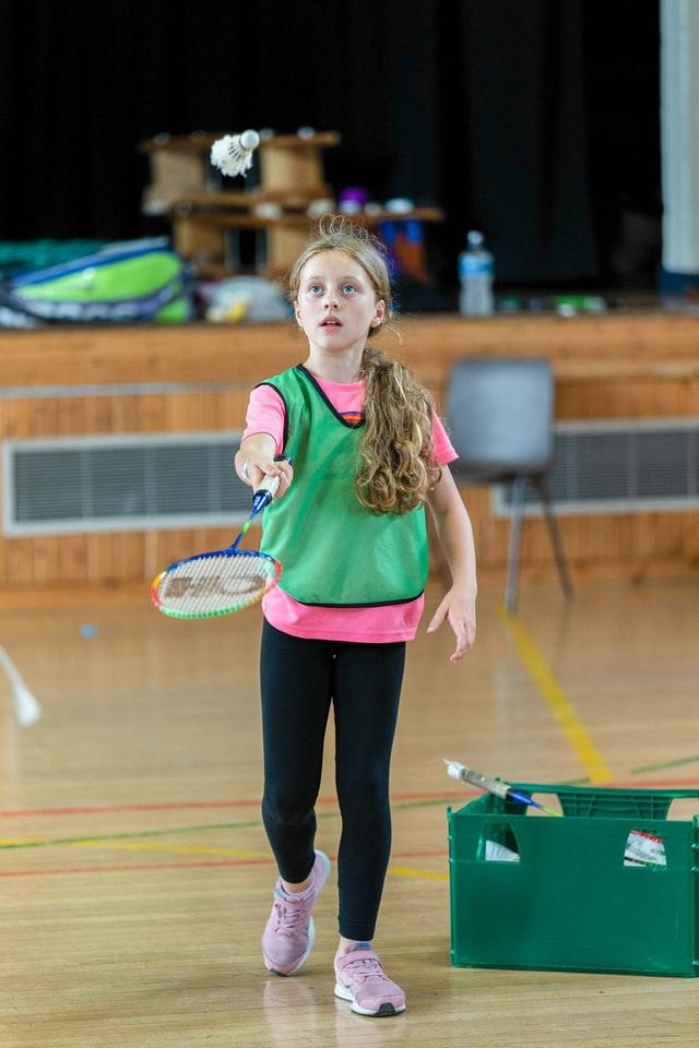 Derfor er badminton den perfekte sport